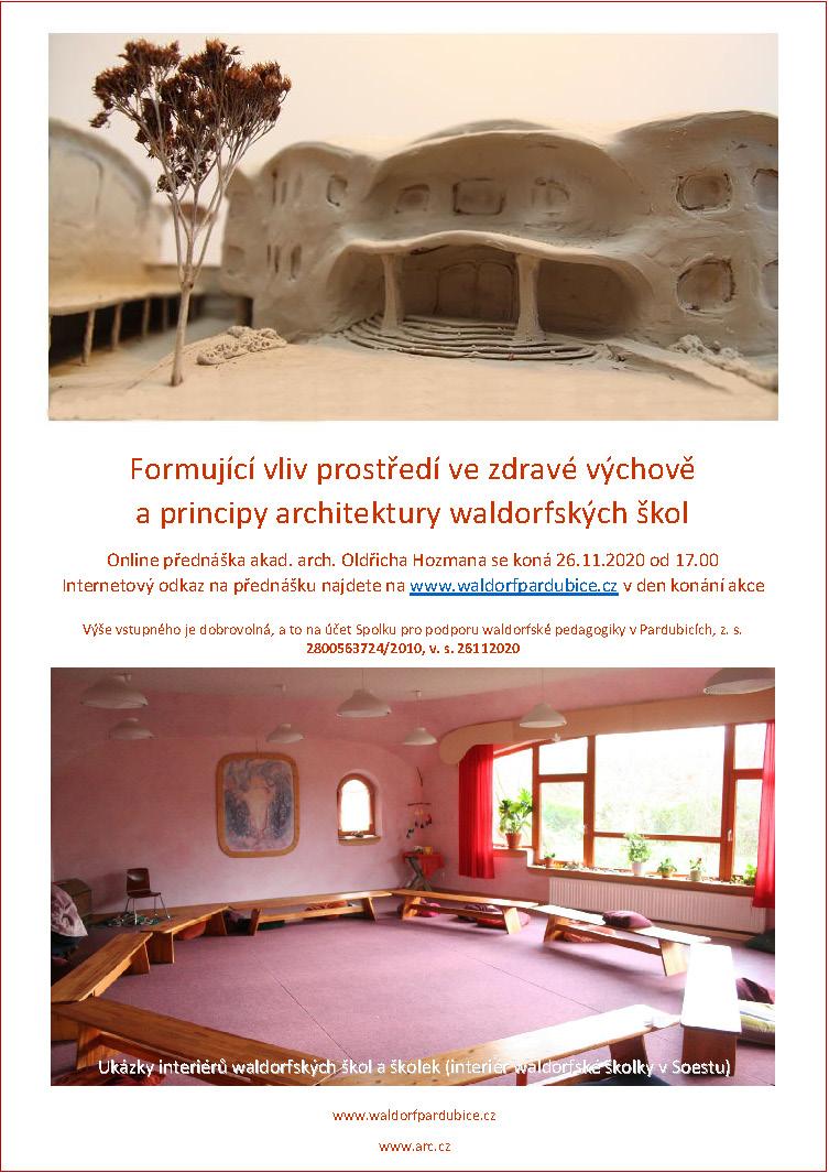 architektura waldorfských škol
